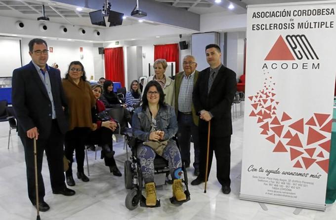 La Asociación Cordobesa de Esclerosis Múltiple premia a Auditest por ser una entidad solidaria